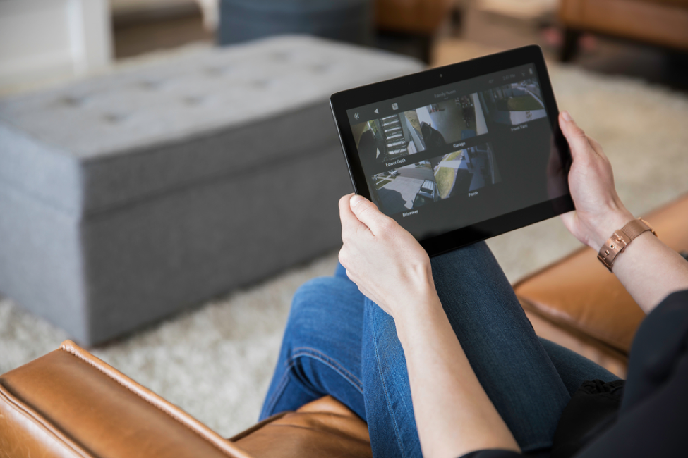 Start 2021 More Secure with a Home Surveillance System
